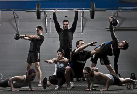 Cross Fitness