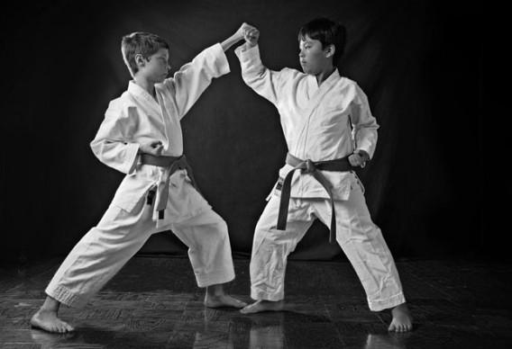 Jeugd Karate