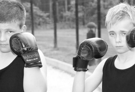 Jeugd Kickbox
