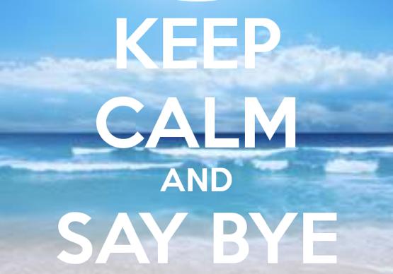 summerbyebye